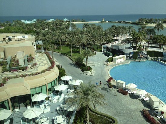 The Ritz-Carlton, Bahrain: View from our room