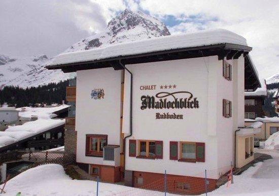 Hotel Madlochblick: Exterior of hotel