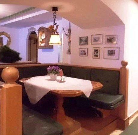 Gasthof Post Hotel: Cafe