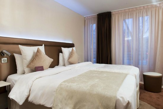Mercure Paris Place d'Italie: CHAMBRE TWIN