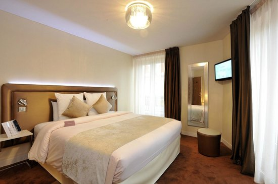 Mercure Paris Place d'Italie: CHAMBRE DOUBLE