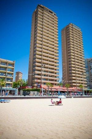 Apartamentos Les Dunes Suites : EDIFICIO