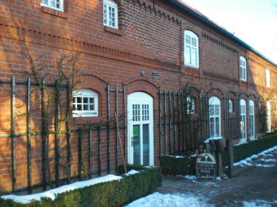 Temnitzquell, Alemania: Rezeption und Restaurant