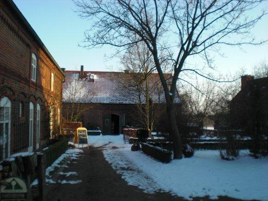 Temnitzquell, Alemania: Blick auf den Hof