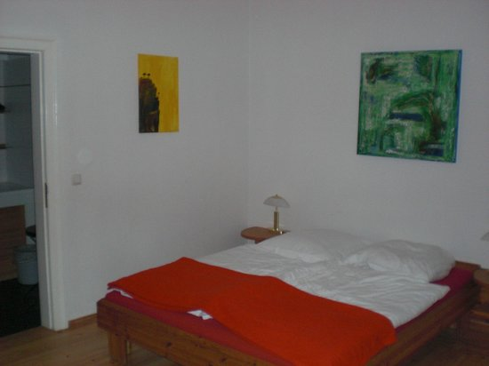 Temnitzquell, Alemania: Zimmer