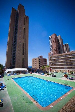 Apartamentos Les Dunes Suites : PISCINA