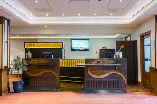 Hampshire Hotel - Oranje Leeuwarden: Front Office - Oranje Hotel Leeuwarden - Hampshire Eden