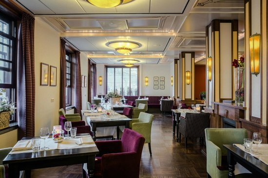 Hampshire Hotel - Oranje Leeuwarden: Restaurant - Oranje Hotel Leeuwarden - Hampshire Eden
