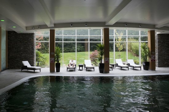 Hydrotherapy Pool Picture Of Fota Island Spa Cork