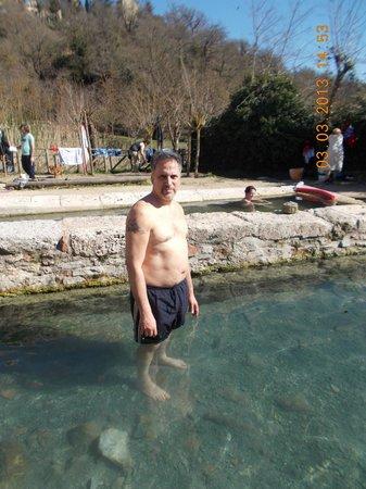 A mollo - Picture of Fonteverde Terme, San Casciano dei Bagni ...
