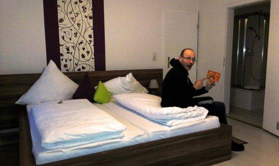 Hotel Kopa: Das Zimmer