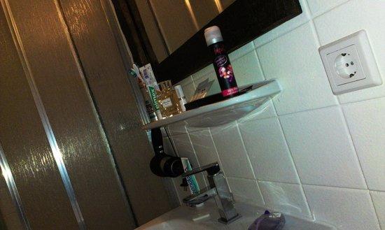 Hotel Kopa : das Bad