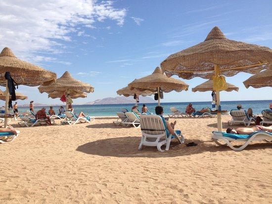 Baron Resort Sharm El Sheikh: Beach