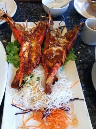 Saigon Star: shrimp