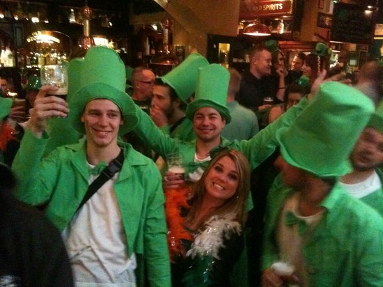 Clayton Hotel Ballsbridge: Leprechauns