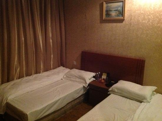 A ok option a bit dirty - Review of Glee City Hotel Shenzhen Convention and  Exhibition Center, Shenzhen, China - TripAdvisor