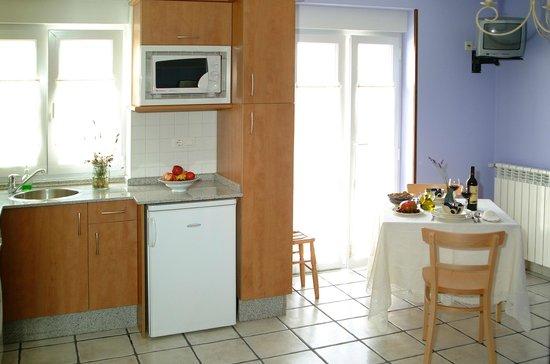 Apartamentos Casa Germana: Apartamento Agua