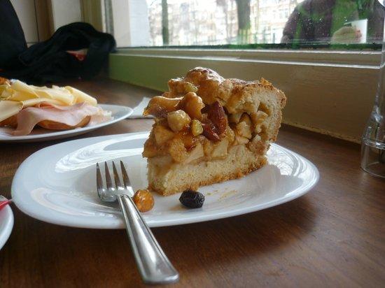 Broodje Bert: crumble di mele