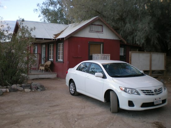 Panamint Springs Resort : Cottage