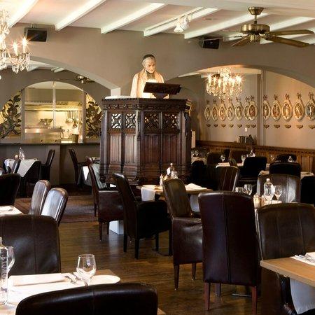 Sint Petrus: Restaurant