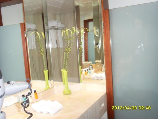 Crowne Plaza Brugge: bathroom