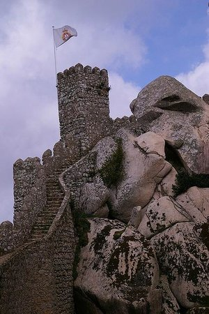 Castle of the Moors: Torre del Castelo dos Mouros