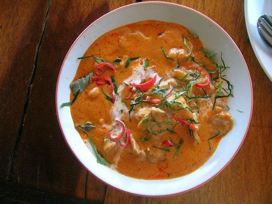 Oasis Sunset : Panang Curry mit Ente - hat mir nicht geschmeckt
