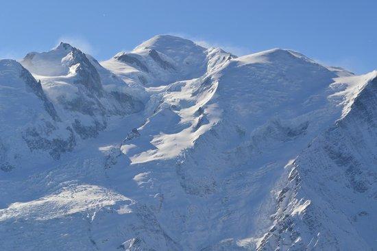 Ski Breezy - Chalet D'Ile: Mont Blanc
