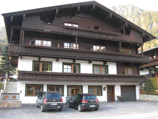 Furstenhof Guest House : Pension Furstenhof