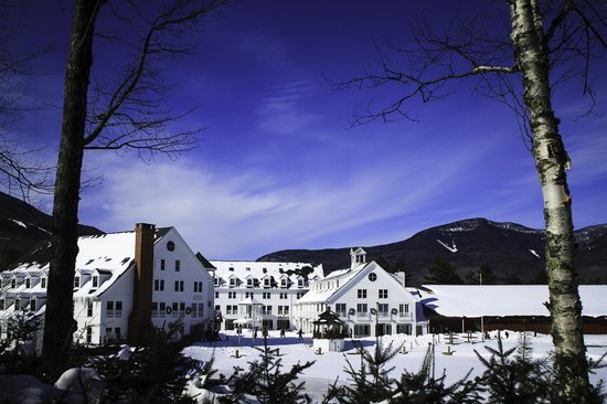 Town Square Condominiums at Waterville Valley Resort: Town Square