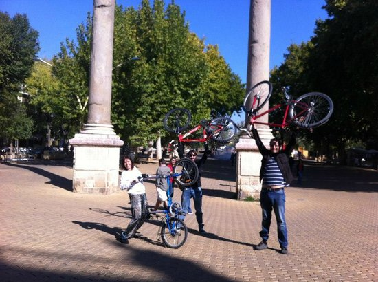 Rent a Bike Sevilla