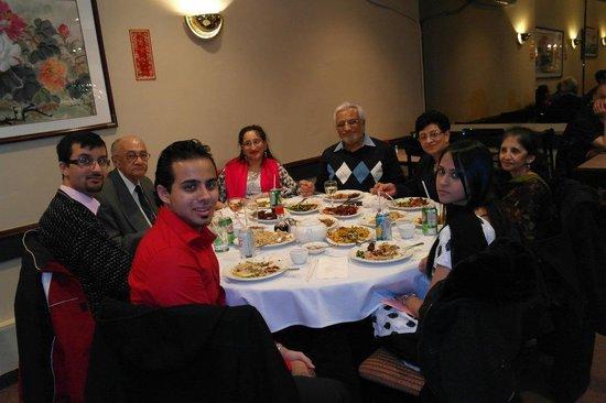 Szechuan Gourmet: My wife's birthday dinner