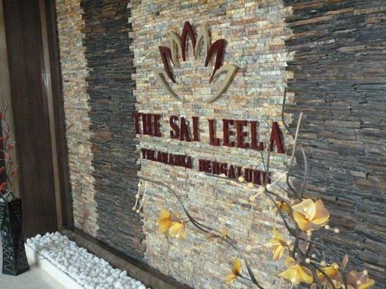 The Sai Leela Hotel: Sai Leela-Great Place.