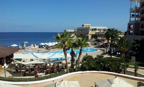 The Westin Dragonara Resort, Malta: sole,mare,piscine