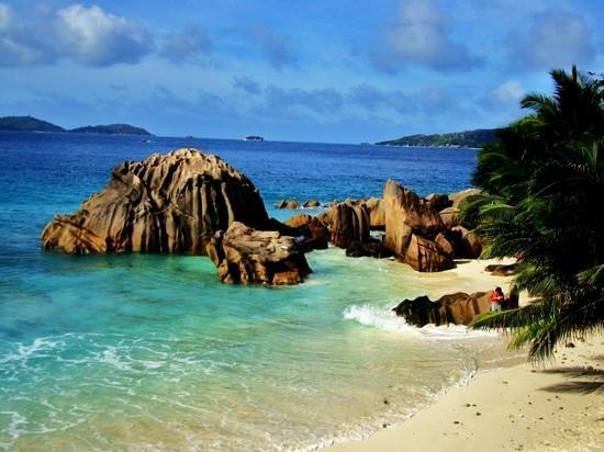 Anse Lazio! Sesel! - Picture of Anse Lazio, Praslin Island - TripAdvisor