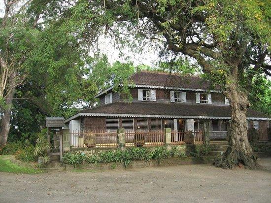 Habitation Clement: l'habitation principale