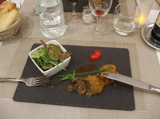 Le KF Restaurant : starter