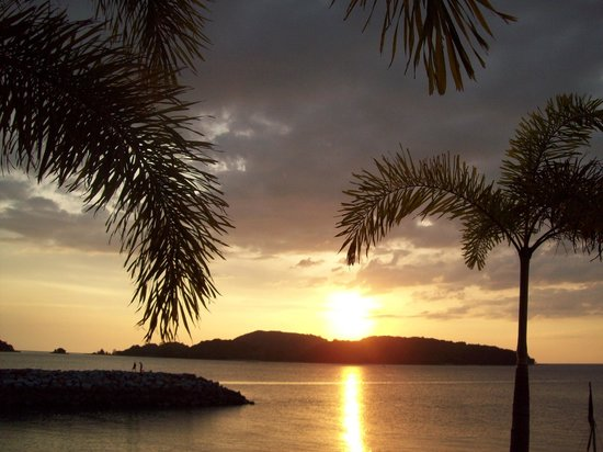 Tubotel : sunset watching