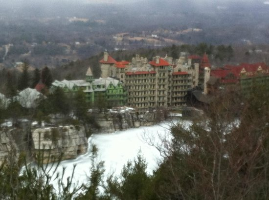 Mohonk Mountain House: Amazing views