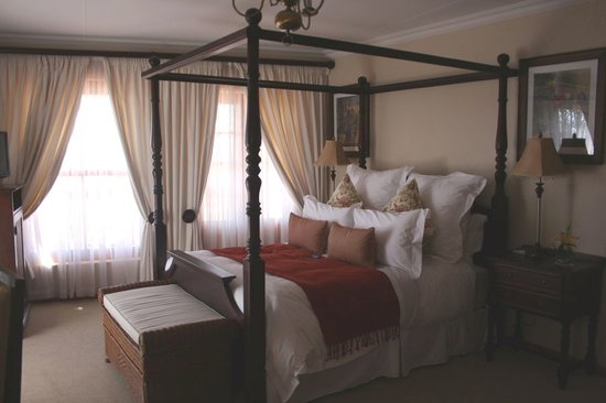 Hole in One Boutique Hotel and Conference Centre: Honeymoon Suite
