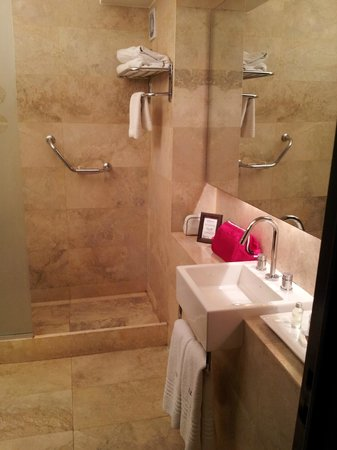 Urban Suites Recoleta Boutique Hotel: Baño