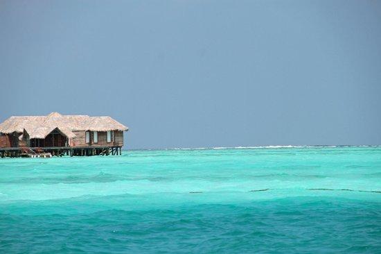 Conrad Maldives Rangali Island: Lagon