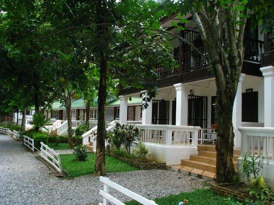 Thavonsouk Resort : Отель