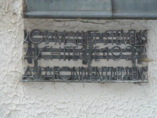 Rue Mallet-Stevens : details