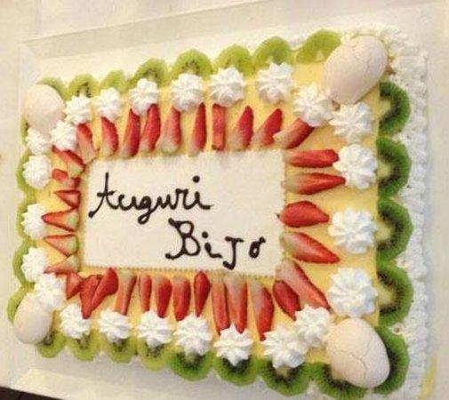 Trattoria Alla Stazione : torta_compleanno