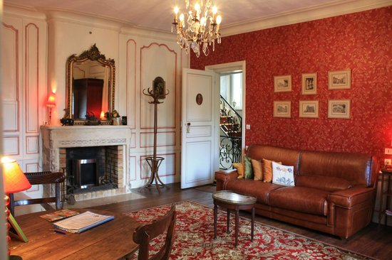 Logis Les Remparts -  Bed and Breakfast: chambre