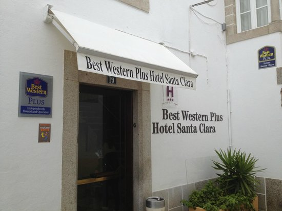 Hotel Santa Clara Evora Centro : Day