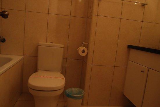 Pig' Home ('minsu'): Bathroom