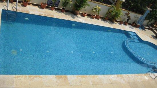 Martin's Comfort: pool
