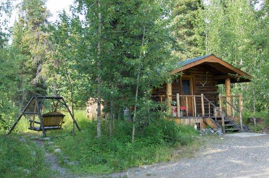 Carlo Creek Lodge: een van de cottages